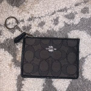 COACH Key Chain Wallet